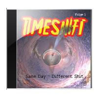 CD Cover TimeShift Folge 1