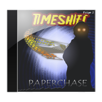 CD Cover TimeShift Folge 2