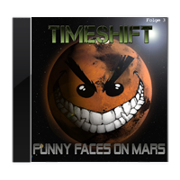 CD Cover TimeShift Folge 3