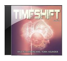 CD Cover TimeShift Folge 8